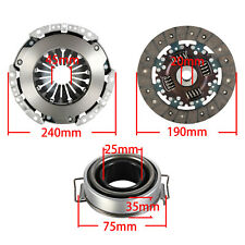 3 PCS MODIFIED UPRATED CLUTCH KIT FOR Toyota Aygo Peugeot 107 Citroen C1 5 SPEE