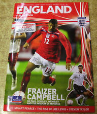English Home Teams C-E Football Programmes with Match Ticket