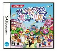 USED Nintendo DS Tongari Boushi to Mahou no Omise (language/Japanese)