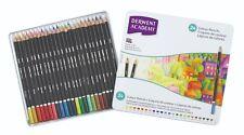 Derwent academy couleur crayons 24 tin set-assortiment de l'artiste couleurs