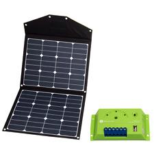 WATTSTUNDE® WS80SF SunFolder 80Wp Solartasche BASIC Set
