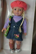 """Nib Vintage New Adventures Jenna Doll 18"""""""