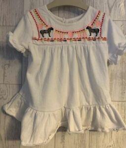 Girls Age 9-12 Months - Matalan Tunic Top