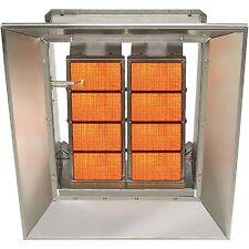 NEW! Natural Gas Heater Infrared Ceramic 80000 BTU!!