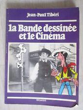 la bande dessinée et le cinéma Tiberi