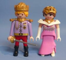Playmobil King & Queen / Prince & Princess Figures - Medieval Castle Palace (A)