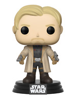 Funko POP! STAR WARS: SOLO ~ TOBIAS BECKETT Walmart Exclusive #250 ~ BOBBLEHEAD