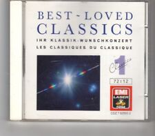 (HP445) Best-Loved Classics Vol 1, 13 tracks various artists - 1988 CD