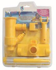 Limpiafondos compuesto filtro de PQS. Ideal para piscinas LINER, Desmontables...