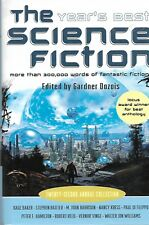 THE YEAR'S BEST SCIENCE FICTION edited by Dozois (2005 HC/DJ) 22d Annual