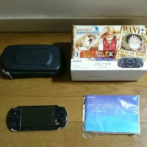 Sony Playstation Portable PSP Console One Piece ROMANCE DAWN Limited Edition