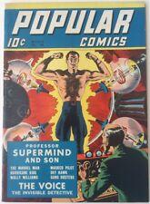 Popular Comics #61 Dell Comics March 1941