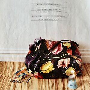 Anthropologie Miss Albright Flip-Flap Bag