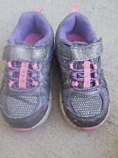 Danskin Now Glitter toddler girl sneakers size 7