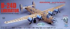 Consolidated B-24D Liberator Giant Display Model Balsa Kit from Guillow's