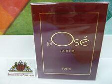 RARE OLD FORMULA 1996 VINTAGE J'AI OSE PARFUM 7.5 ML / 0.25 OZ NIB SEALED WOMEN