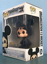 Funko Pop Vinyl Organization 13 Mickey Kingdom Hearts Organisation 13 Mickey