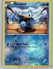 2012 pokemon Dark Explorers reverse holo Ducklett 35/108