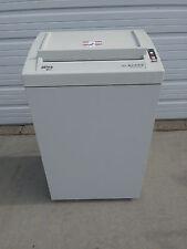 ATIVA 401S strip cut paper shredder, 67 sheet