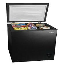Freezer Arctic King 5 cu ft Deep Chest Upright Compact Home Quick Defrost Black