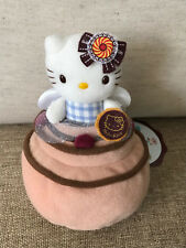 Sanrio Hello Kitty Angel Cinnamon Roll Plush 2003 NWT