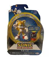 Sega Sonic The Hedgehog Tails Articulated Action Figure #40385 Jakks Pacific