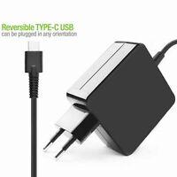 Cargador Tipo USB - C para hp X2 612 G2 Tableta 65w