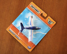 Matchbox Cirrus Vision Blue & White, Sky Buster Series, Private Jet