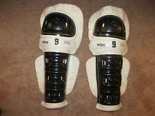 Vtg Vintage TruLine 5508 Hockey Shin Pads