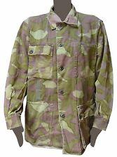 Veste militaire réversible VINTAGE originale de l'armée FINLANDAISE Taille 54 XL