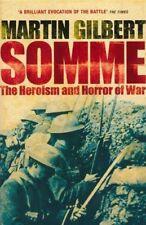 Somme, Martin Gilbert, New Book