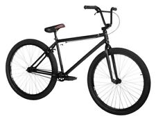 "2019 SUBROSA SALVADOR 26"" BMX CRUISER BICYCLE COMPLETE BIKE SHADOW SE BLACK NEW"