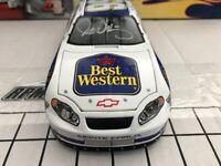 AUTOGRAPHED * #99 MICHAEL WALTRIP * BEST WESTERN * ACTION 2004 MONTE CARLO