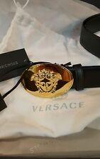 versace belt gold medusa belt 90/36