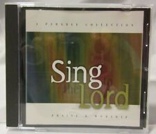 SING TO THE LORD A PARABLE COLLECTION PRAISE & WORSHIP 2000 WHOLE WORLD MEDIA