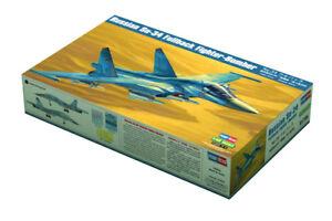 Hobby Boss 3481756 Suchoi Su-34 Fullback 1:48 Flugzeug Modell Bausatz Modellbau