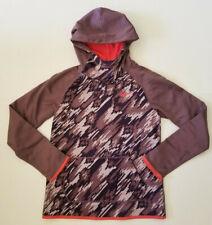 NWT Nike Therma Girl's Long Sleeve Hooded Sweatshirt Hoodie Size Medium