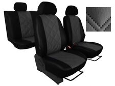 Leather Tailored Full Set Seat Covers Ford Mondeo Mk5 2014 - onwards