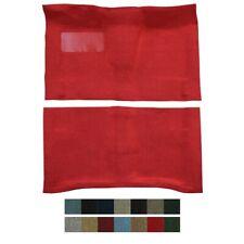 ACC 1968-1972 Chevy Chevelle 2 Door Loop Carpet Kit, Red