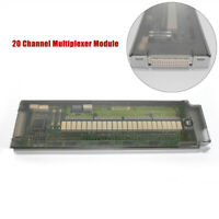 Replacement For HP Agilent 34901A 20-Channel Multiplexer Module Board, 100% New