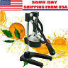 Manual Juice Squeezer Juicer- Heavy Duty Commercial Citrus Press