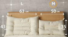 Japanese Buckwheat Chaff Pillow Washable Standard Rectangle M 50x35cm Japan
