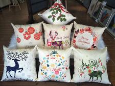 Christmas Art Deco Decorative Cushion Covers