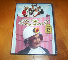 ARE YOU BEING SERVED? V.12 Volume 12 Classic British Comedy BBC TV NEW & SEALED