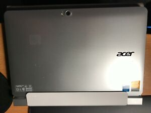 acer iconia w5 split to tablet - Screen have condition please see photo
