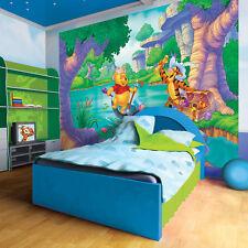 BILD Poster Fototapeten Kinder Tapeten Disney SCHATZ WINNIE THE POOH 3FX3175P8