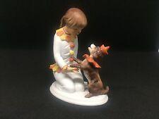 Kaiser - Children of the Circus Porzellan Figur Porcelain Figure LIMITED !!!