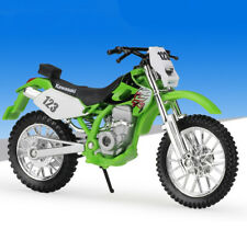 1:18 Maisto Kawasaki KLX 250SR Motorcycle Motocross Bike Model New
