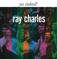 Ray Charles ‎– Yes Indeed! Vinyl LP Dol 2014 NEW/SEALED