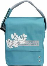 GOLLA GENERATION MOBILE 'FLORAL TURQUOISE' COMPACT DIGITAL CAMERA BAG  NEW!